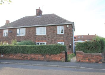 Thumbnail 3 bed semi-detached house for sale in The Circle, Rossington, Doncaster