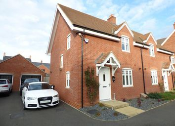 Thumbnail 3 bed semi-detached house for sale in Great Denham, Beds