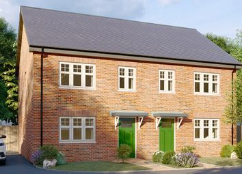 "Thumbnail 3 bed semi-detached house for sale in ""The Hazel"" at Box Road, Cam, Dursley"
