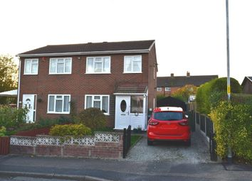 Thumbnail 3 bed detached house for sale in Springfield Close, Dawley, Telford, Shropshire
