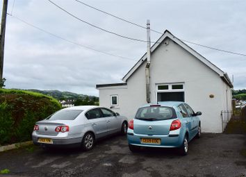 Thumbnail 1 bed detached bungalow for sale in Porthyrhyd, Carmarthen