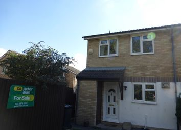 Thumbnail 3 bed semi-detached house to rent in Wicken Close, St. Mellons, Cardiff