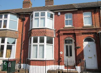 Thumbnail 3 bed terraced house for sale in East Park, Southgate, Crawley, West Sussex.