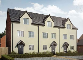 """Thumbnail 3 bed semi-detached house for sale in """"The Stowe"""" at Holden Close, Biddenham, Bedford"""
