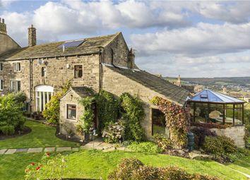Thumbnail 3 bed property for sale in Hill Top Barn, Wilsden Hill Road, Wilsden, Bradford