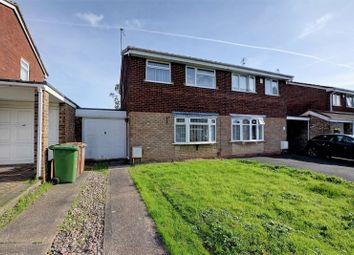 Thumbnail 3 bed semi-detached house to rent in Tenbury Close, Willenhall