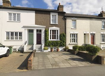 2 bed terraced house for sale in Claremont Terrace, Portsmouth Road, Thames Ditton, Surrey KT7