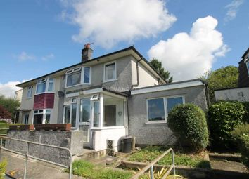Thumbnail 3 bedroom semi-detached house for sale in Budshead Road, Whitleigh
