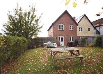 Thumbnail 2 bed semi-detached house for sale in Bowker Close, Newport, Saffron Walden
