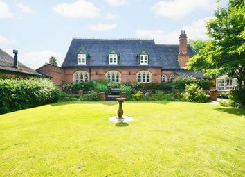 Thumbnail 4 bed detached house for sale in The Old School, Offley Hay, Bishops Offley, Staffordshire