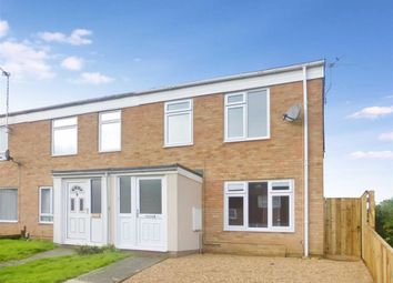 Thumbnail 3 bed semi-detached house to rent in Wainwright Close, Swindon, Wiltshire