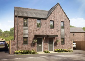 """Thumbnail 2 bed terraced house for sale in """"The Morden"""" at Llantrisant Road, Capel Llanilltern, Cardiff"""