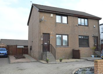 Thumbnail 2 bedroom semi-detached house for sale in Lochinvar Place, Bonnybridge, Falkirk