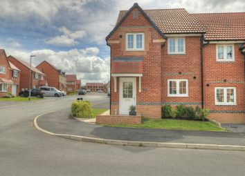 Richardson Way, Consett DH8. 3 bed end terrace house