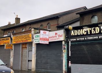 Thumbnail Retail premises to let in Brigstock Road, Thornton Heath