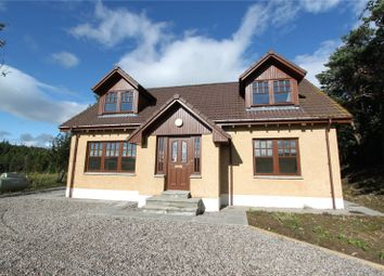 Thumbnail 3 bed detached house for sale in Cults Drive, Tomintoul, Ballindalloch, Moray