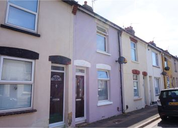 Thumbnail 4 bed terraced house for sale in Pretoria Road, Gillingham