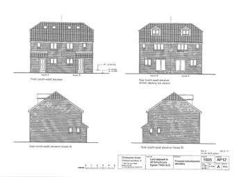 Thumbnail Land for sale in School Lane, Egham