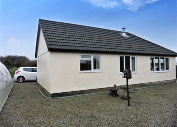 Thumbnail 1 bed semi-detached bungalow to rent in Welcombe Cross, Bideford, Devon