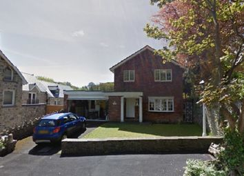 Thumbnail 3 bed detached house to rent in Norton Road, Mumbles, Swansea