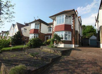 Thumbnail 4 bed semi-detached house for sale in Ashridge Gardens, London