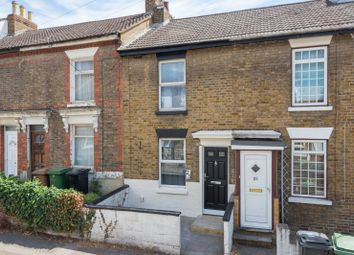 Thumbnail 2 bed terraced house for sale in Chillington Street, Maidstone