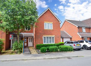 Furfield Chase, Boughton Monchelsea, Maidstone, Kent ME17. 4 bed semi-detached house