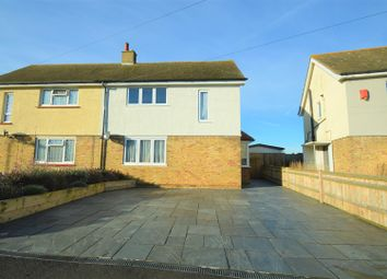 Thumbnail 2 bed semi-detached house for sale in Codrington Crescent, Gravesend