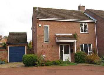 Thumbnail 3 bed semi-detached house for sale in Moorhouse Close, Reepham, Norwich