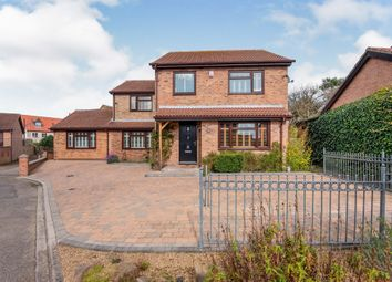 Thumbnail 5 bed detached house for sale in Hall View, Mattersey, Doncaster