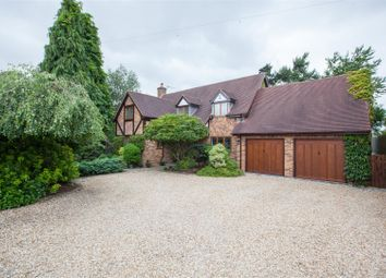 Thumbnail 5 bedroom detached house for sale in Hilltop, 234 Hady Hill, Chesterfield