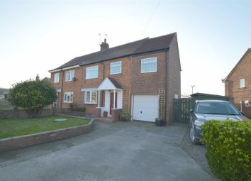 Thumbnail 4 bed semi-detached house for sale in Calam Villas, Atwick, Driffield