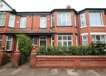4 bed terraced house for sale in Westbourne Grove, West Didsbury, Manchester M20