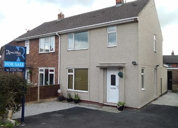Thumbnail 2 bed semi-detached house for sale in Edensor Avenue, Buxton