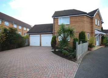 Thumbnail 4 bed link-detached house for sale in Aspen Grove, Aldershot, Hampshire