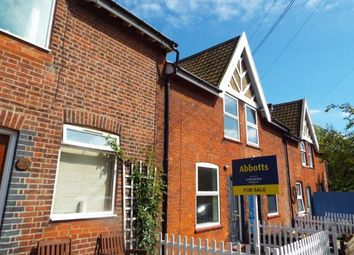Thumbnail 3 bed terraced house for sale in Colville Road, Melton Constable