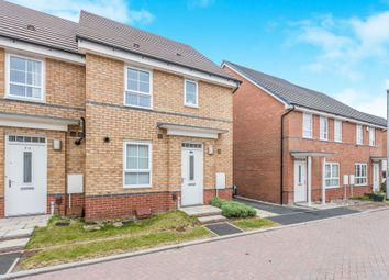 Thumbnail 3 bed end terrace house for sale in Westcott Road, Kidderminster