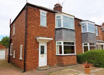 Thumbnail 3 bed semi-detached house for sale in Malvern Drive, Brookfield, Middlesbrough