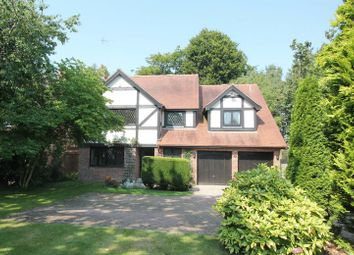 Thumbnail 5 bed detached house for sale in Trittons, Tadworth