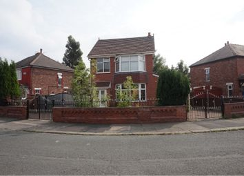 Thumbnail 3 bed detached house for sale in Haig Road, Stretford