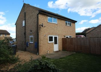 Thumbnail 2 bedroom semi-detached house for sale in Medeswell, Orton Malborne, Peterborough