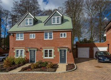 Thumbnail 4 bed semi-detached house for sale in Pine Trees, Daws Hill, High Wycombe