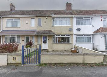 Thumbnail 3 bed terraced house for sale in Fermaine Avenue, Brislington, Bristol