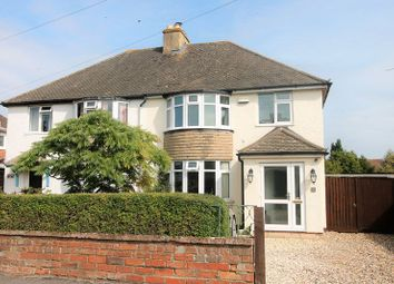 Thumbnail 3 bed semi-detached house for sale in Westfield Avenue, Brockworth, Gloucester