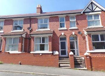 Thumbnail 4 bed terraced house for sale in Grove Park, Colwyn Bay, Conwy, North Wales