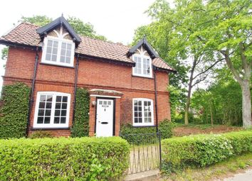 Thumbnail 2 bedroom detached house to rent in Silfield Road, Wymondham