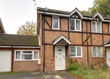 Thumbnail 3 bed semi-detached house for sale in Ravenfield, Englefield Green, Englefield Green, Surrey