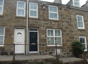 Thumbnail 2 bedroom terraced house to rent in St. James Street, Penzance