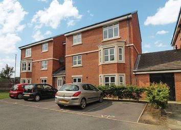 Thumbnail 2 bed flat for sale in Oakfield House, Sandringham Meadows, Blyth