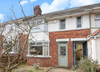 Thumbnail 3 bed terraced house for sale in Campbell Road, Oxford OX4,
